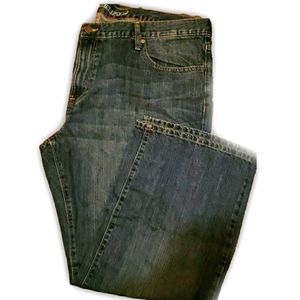 Men's Old Navy straight cut jeans
